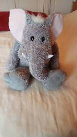 Elephant huge soft toy. Brand New