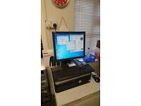 DELL OPTIPLEX 760 DUAL CORE WINDOWS 7 DESKTOP COMPUTER