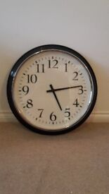 IKEA BRAVUR wall clock in great condition just £20
