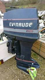 Evinrude 60hp vro outboard engine