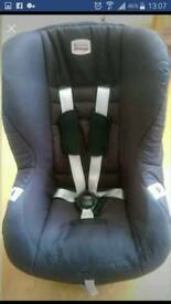 Britax forward facing first class car seat