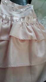 Baby Girl Clothes and nappies.0 to 3 months