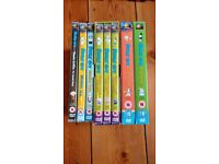 Family Guy DVDs - Seasons 1-5 + Stewie Griffin: The Untold Story