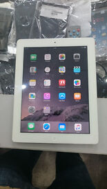 Apple ipad 3 32gb wifi and cellular with shop warranty