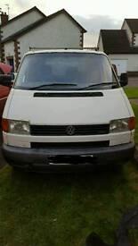 *Price Reduced*Vw Volkswagen Transporter T4 2001 2.5TDi Low Miles Van Campervan Camper Day Van