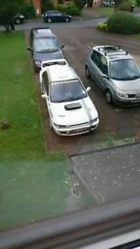 Subaru impreza sti ra
