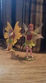 Schleich fairy figures