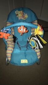 Nemo baby bouncer