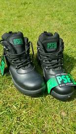 Brand new safety boots 6