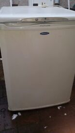 Hotpoint undercounter freezer for sale, condition as seen in pics
