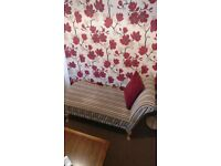 Chaise Longue chair luxury furniture in multi colours excellent condition