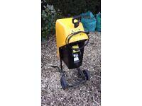 JCB GSB1800 Garden Shredder