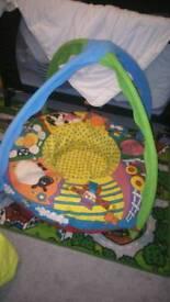 Baby play nest
