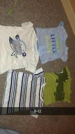 Boys 9-12 months huge bundle