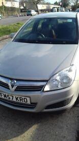 Vauxhall Astra 07 1.4