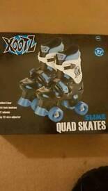 Xootz quad skates