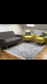 Retro sofa set