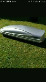 Car Roof Box For Rent/Hire Only