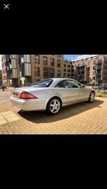 Mercedes CL500 95k miles