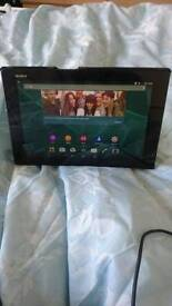 Sony Xperia Z2 Tablet on EE