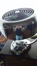 indie, retro 50's chrome fan for sale