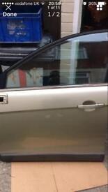 Chevrolet Captiva passenger Side Door Linen Beige