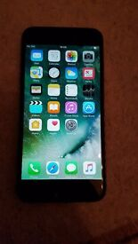Apple iPhone 6 64 GB unlock to all network good condition