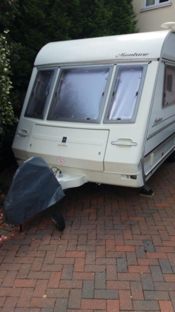 Compass Montose caravan for sale