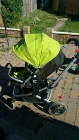 Mothe care buggy