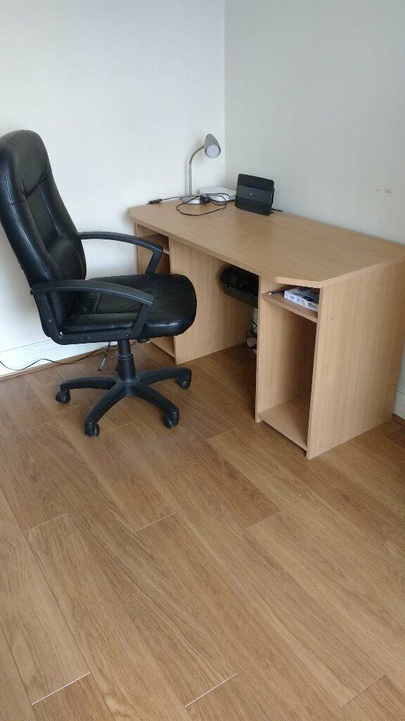 STUDENT DESK AND CHAIR   in Allesley, West Midlands   Gumtree