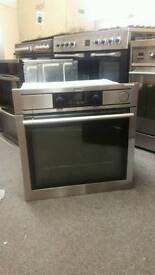 Aeg built in single oven hardly used !!