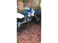 2004 yz 125 swap 250 can add cash
