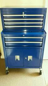 Halfords tool drawer and cabinet
