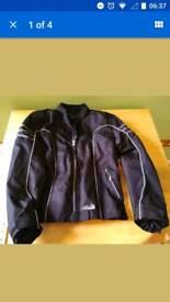 Ladies Tuzo Mizz Motorcycle Jacket