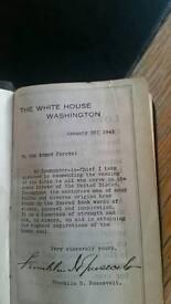 American testimony from ww2