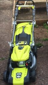 Petrol lawn mower Ryobi 140cc