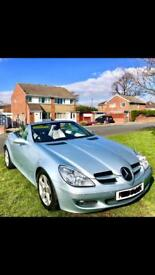 Mercedes SLK 200 Roadster Convertible Stunning Condition, Full Mercedes History