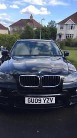 BMW X5 3.0 M Sport - Black 7 seater