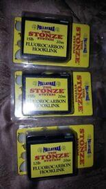 flourocarbon hooklink 3 spools