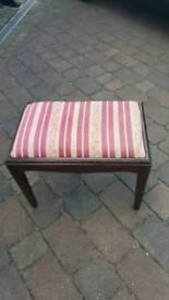 One Stag minstrel stool frame