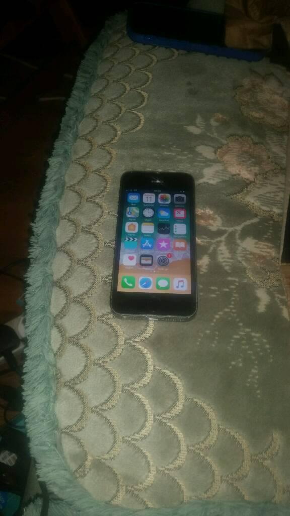 Black 16gb 1phone 5s