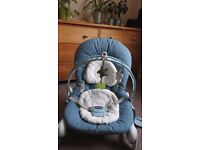 Chicco Hoopla bouncer, very good condition