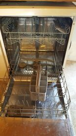 Bosch Exxel multiprogramme dishwasher - Full Size