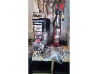 SHARK NV680UKC LIFT AWAY VACUUM CLEANER £279.99 when new