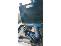 Draper hot glue gun