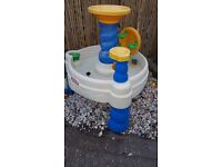 Little tikes water table kids