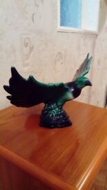 Blue Mountain style Pottery Eagle