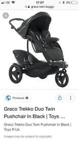 Gracco Trekko duo twin or single