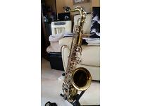 Tenor Saxophone - Elkhart