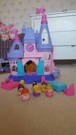 Little people princess palace